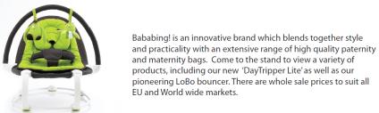 bababing Advert