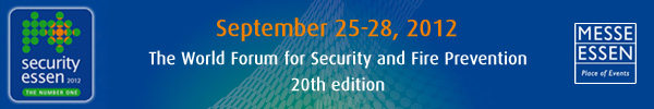 Headgrafik Security 2012